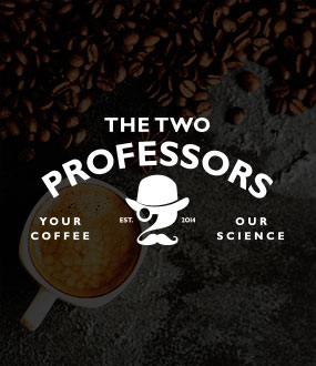 A year of coffee crafted by The Two Professors | Black Dog Ball Auction
