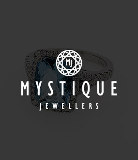 Bespoke Diamond Ring made by Mystique Jewellers | Black Dog Ball Auction